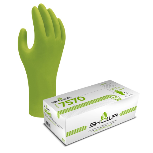Showa 7570 disposable handschoen 100 stuks