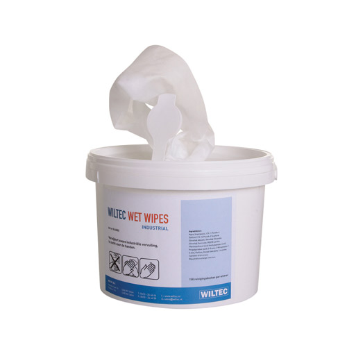Wiltec Wet Wipes